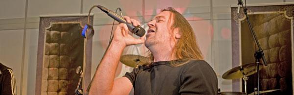 Maiden UniteD at the Mega Record & CD Fair November 2010