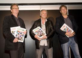 Uitreiking PLUT Platenboek Mega Platen & CD Beurs april 2011