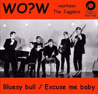 Presentatie Vinyl Single WO?W voorheen de Jugglers door Platenclub Utrecht