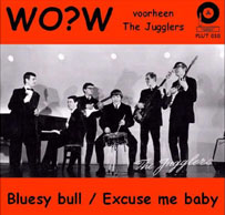 New Dutch Beat 45 rpm single WO?W by Record Club Utrecht