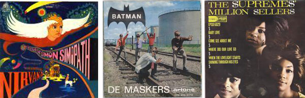 Sneak preview Vinyl and CDs Record Fair Utrecht NL