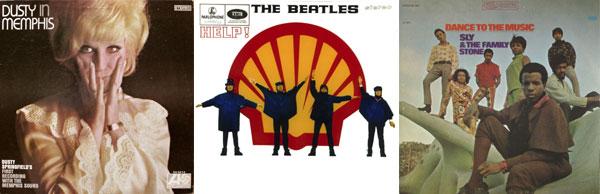 Liefde voor Vinyl op de Mega Platen & CD Beurs