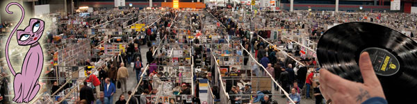 Mega Record & CD Fair November 2013