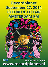 Recordfair RAI september 2014
