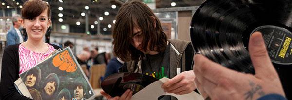 Record fair RAI Amsterdam