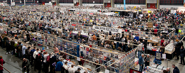 Mega record cd fair november 2014 jaarbeurs utrecht for Jaarbeurs utrecht 2016