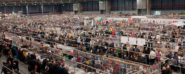 Overview Utrecht Record Fair November 2014