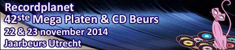 Mega platen en CD beurs