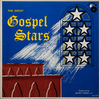 GREAT GOSPEL STARS  -  SAME - februari - 1961