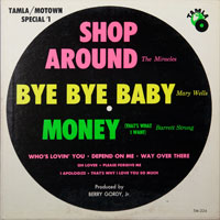 MIRACLES  -  SHOP AROUND/TAMLA SPECIAL  - june - 1962