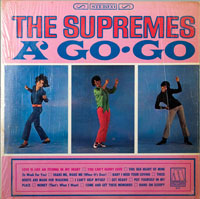 SUPREMES  -  A GOGO - august - 1966