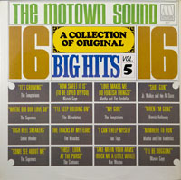 VARIOUS  -  16 BIG HITS VOL. 5 - august - 1966