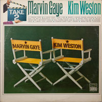 MARVIN GAYE & KIM WESTON  -  TAKE TWO - august - 1966