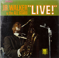 JR WALKER & ALL STARS  -  ROADRUNNER - august - 1966