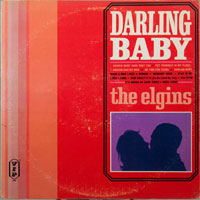 ELGINS  -  DARLING BABY - oktober - 1966