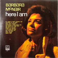 BARBARA McNAIR  -  HERE I AM - november - 1966