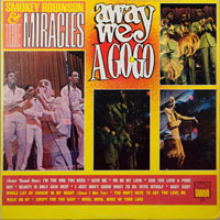 MIRACLES  -  AWAY WE A GOGO - november - 1966