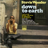STEVIE WONDER  -  DOWN TO EARTH - november - 1966
