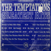 TEMPTATIONS  -  GREATEST HITS - november - 1966