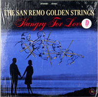 SAN REMO GOLDEN STRINGS  -  HUNGRY FOR LOVE - december - 1966