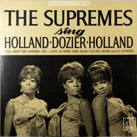 SUPREMES  -  SING HOLLAND , DOZIER , HOLLAND - januari - 1967