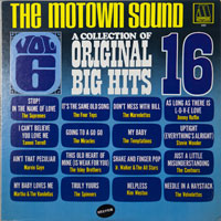 VARIOUS  -  16 BIG HITS VOL. 6 - januari - 1967