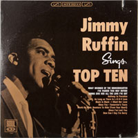 JIMMY RUFFIN  -  SINGS TOP TEN - januari - 1967