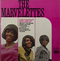 MARVELETTES  -  MARVELETTES - march - 1967