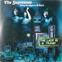 SUPREMES  -  SING RODGERS & HART - june - 1967