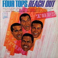 FOUR TOPS  -  REACH OUT - july - 1967