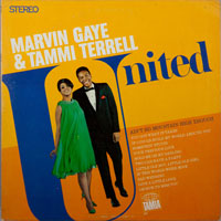 MARVIN GAYE & TAMMI TERRELL  -  UNITED - august - 1967