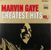 MARVIN GAYE  -  GREATEST HITS VOL. 2 - august - 1967