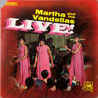 MARTHA & VANDELLAS  -  LIVE - septembe - 1967