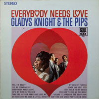 GLADYS KNIGHT  -  EVERYBODY NEEDS LOVE - septembe - 1967