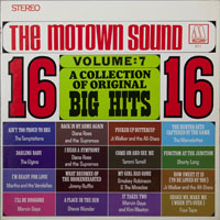 VARIOUS  -  16 BIG HITS VOL. 7 - septembe - 1967