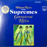 SUPREMES  -  GREATEST HITS - septembe - 1967