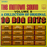 VARIOUS  -  16 BIG HITS VOL. 8 - december - 1967