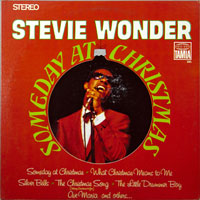 STEVIE WONDER  -  SOMEDAY AT CHRISTMAS - december - 1967