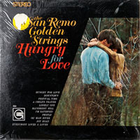 SAN REMO GOLDEN STRINGS  -  HUNGRY FOR LOVE - november - 1967