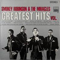 MIRACLES  -  GREATEST HITS VOL. 2 - januari - 1968