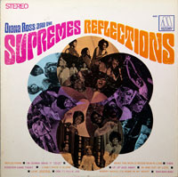 SUPREMES  -  REFLECTIONS - april - 1968