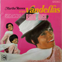 MARTHA & VANDELLAS  -  RIDIN' HIGH - may - 1968
