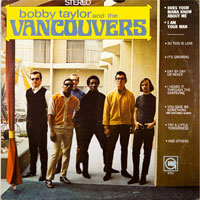 BOBBY TAYLOR & VANCOUVERS  -  DOES YOUR MAMA KNOW - septembe - 1968