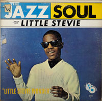 STEVIE WONDER  -  JAZZ SOUL OF LITTLE STEVIE - septembe - 1962