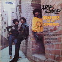 SUPREMES  -  LOVE CHILD - november - 1968