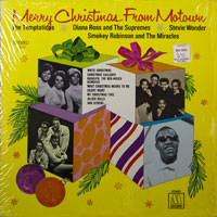 VARIOUS  -  MERRY CHRISTMAS FROM MOTOWN - december - 1968