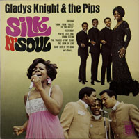 GLADYS KNIGHT  -  SILK & SOUL - december - 1968