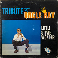 STEVIE WONDER  -  TRIBUTE TO UNCLE RAY - october - 1962
