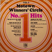 MOTOWN WINNERS CIRCLE  -  NO 1 HITS VOL. 1 - januari - 1969