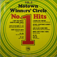 MOTOWN WINNERS CIRCLE  -  NO 1 HITS VOL. 2 - januari - 1969
